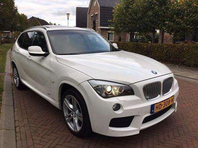 tweedehands BMW X1 E84 2.0i AUT-f1/PAN/NAVI/XDRIVE/MPAKK