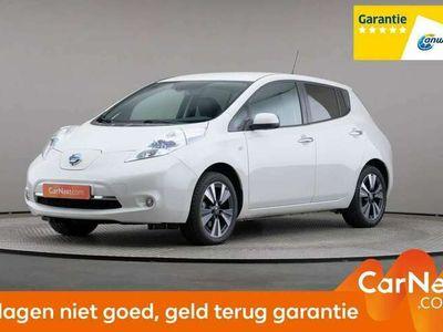 tweedehands Nissan Leaf Tekna 30kWh, Automaat, LED, Leder, Navigatie