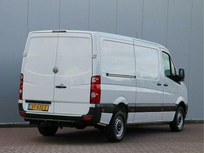 tweedehands VW Crafter 28 2.0 TDI L2H1 136PK 1e Eig / NL bus / Alarm