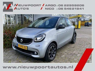 tweedehands Smart ForFour Electric Drive Full prime Leer, Navi, Lmv