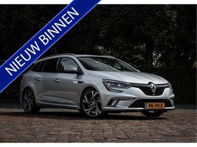 tweedehands Renault Mégane GT Estate 1.6 - Aut l Camera l LED - Incl 3 mnd GA