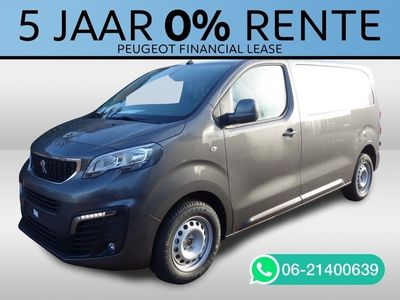 tweedehands Peugeot Expert 2.0 BlueHDI 120 Standard Premium AIRCO | NAVI | PA