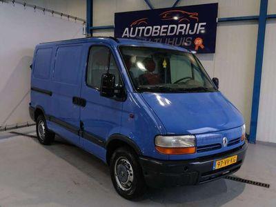 tweedehands Renault Master T28 2.8dTi L1 H1 GEEN APK