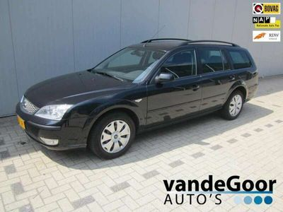 tweedehands Ford Mondeo Wagon 2.0 TDCi Trend full options