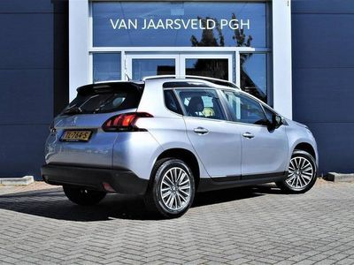 tweedehands Peugeot 2008 1.2 PureTech 110pk Blue Lion / Airco / Nav