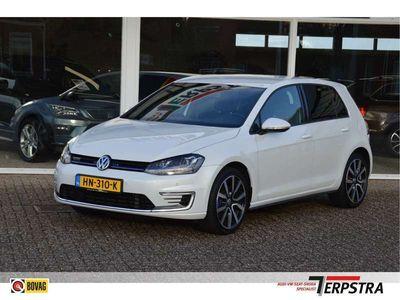 tweedehands VW Golf 1.4 TSI GTE Hybrid DSG automaat 17499 EUR incl BTW