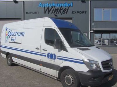 tweedehands Mercedes Sprinter 313 MAXI AIRCO L3H2