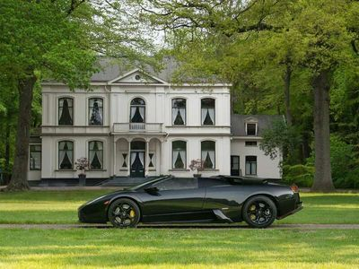 tweedehands Lamborghini Murciélago Roadster LP580-4   6.2 V12   E-Gear   Lift-system