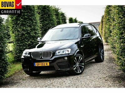 tweedehands BMW X3 xDrive30d High Executive M-Pakket Pano Trekhaak Xenon Standkachel