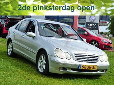 tweedehands Mercedes C270 CDI ELEGANCE AUTOMAAT, Navigatie,VERKOCHT