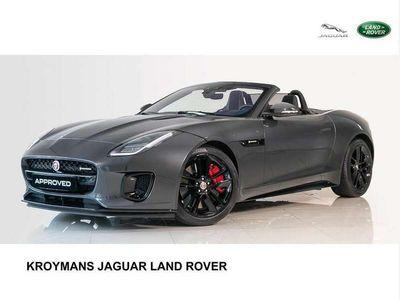 tweedehands Jaguar F-Type 2.0T R-Dynamic APPLE CARPLAY 2 JAAR GARANTIE