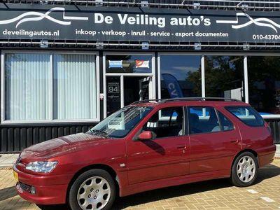 tweedehands Peugeot 306 Break 1.8-16V XT rijd schakelt goed !!