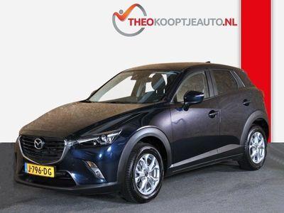 tweedehands Mazda CX-3 2.0 SAG 120 TS | AUTOMAAT | 55000KM | NIEUWSTAAT