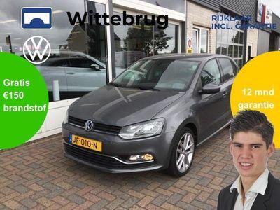 tweedehands VW Polo 1.2 TSI Highline / 5-DRS/ CLIMA/ CRUISE/ APP-CONNE
