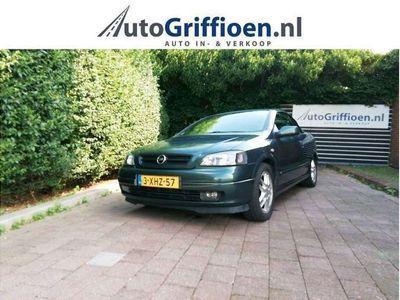 tweedehands Opel Astra Cabriolet 2.2-16V met airco, elektrische kap en l