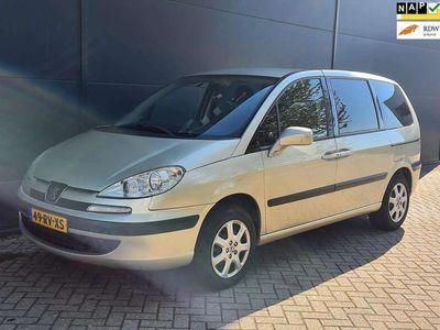 tweedehands Peugeot 807 2.0 ST Premium 7Persoons Trekhaak NAP