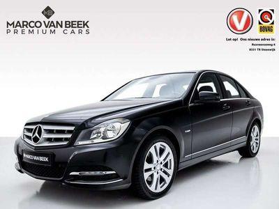 tweedehands Mercedes C220 CDI Business Class Avantgarde Nw. Prijs €55.450 Tr
