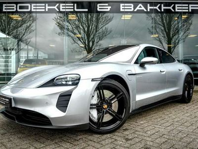 tweedehands Porsche Taycan 4S Performance 84 kWh 153.609,- incl. btw - Panoda