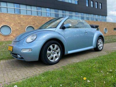 tweedehands VW Beetle NewAUTOMAAT Cabriolet-2.0TSI-Leer-nieuwe APK- etc...
