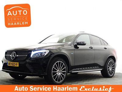 tweedehands Mercedes E350 GLC-Klasse4MATIC 320pk AMG -Aut- Pano, Leer, 360 Camera, Full options !