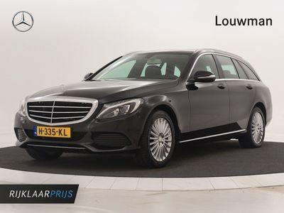 tweedehands Mercedes 180 C-Klasse EstateExclusief Automaat