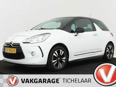 tweedehands Citroën DS3 1.2 VTi So Chic | 69000 km | LM-velgen | Recent onderhouden!