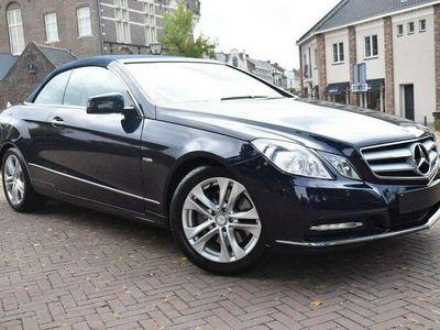 tweedehands Mercedes E350 Cabriolet CGI 292pk V6 Aut7. Elegance / COMAND APS