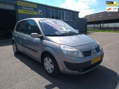 tweedehands Renault Scénic 1.6-16V Expression Luxe Airco ! Trekhaak ! EXPORT/
