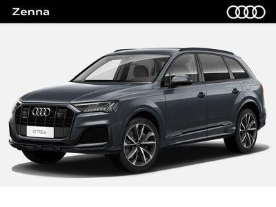 tweedehands Audi Q7 Pro Line S 55 TFSI e 280 kW / 381 pk 8 versn. Tiptronic quattro * ASSISTENTIE PAKKKETEN * PANORMADAK * BOSE SOUND *