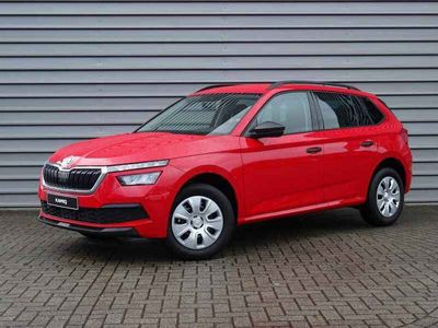 tweedehands Skoda Kamiq 1.0 TSI Active 95 pk / Cruise Control / Sunset Pakket / Bluetooth (VSB 29905)