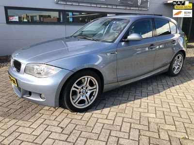 tweedehands BMW 130 130 i High Executive M pakket Logic7,leer,Navi,Xeno