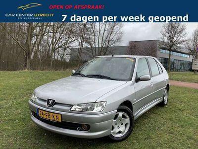 tweedehands Peugeot 306 1.4 XT AIRCO|5DRS|STB|NW APK BIJ VERKOOP