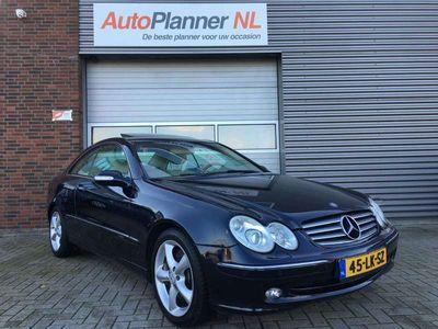 tweedehands Mercedes CLK500 Coupé ! Origineel NL! Youngtimer!