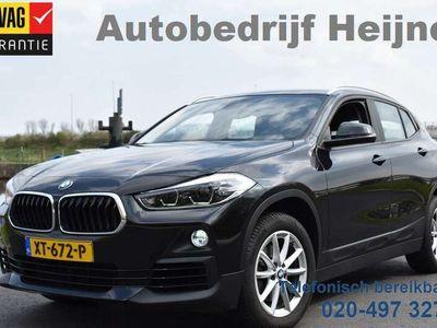 tweedehands BMW X2 18I AUT. EXECUTIVE LED/NAVI/PDC
