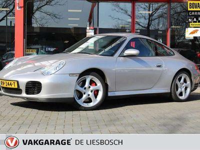 tweedehands Porsche 911 Carrera 4S 3.6 Coupé handgeschakelde 6 bak