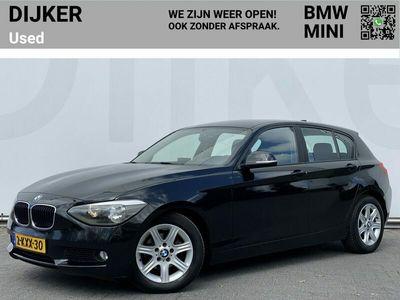 tweedehands BMW 114 114 i Business   Navigatie   Cruise Control   Bluet