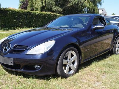 tweedehands Mercedes SLK200 K. Autom. Navi Xenon