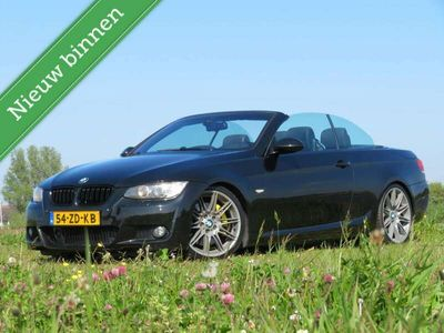 tweedehands BMW 335 Cabriolet 335i High Executive | M-Pakket | LUXE
