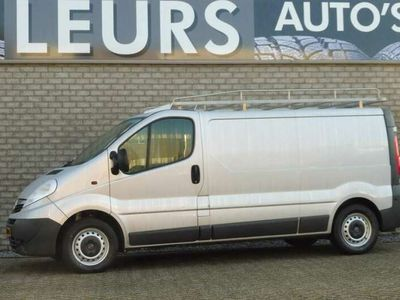 tweedehands Opel Vivaro L2H1 2900 2.0 CDTI Airco/Ccr/Trekhaak 101553 Km