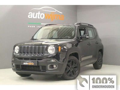 tweedehands Jeep Renegade 1.4 140pk MultiAir Night Eagle Navigatie, Climate
