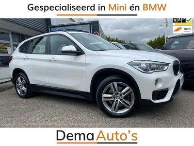 tweedehands BMW X1 XDrive20i High Executive PANO/LEDER/NAVI/XENON/AUT