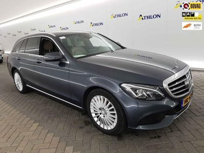 tweedehands Mercedes E350 C-KLASSE EstateLease Edition Exclusive 205kW 7G automaat Incl. BTW
