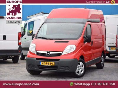 tweedehands Opel Vivaro 2.0 CDTI 115pk L1H2 Airco/Navi 10-2014