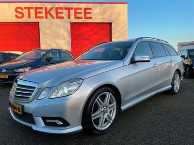 tweedehands Mercedes 220 E-KLASSE EstateCDI AMG-line