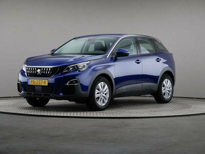 tweedehands Peugeot 3008 1.2 PureTech Blue Lease € 21.900