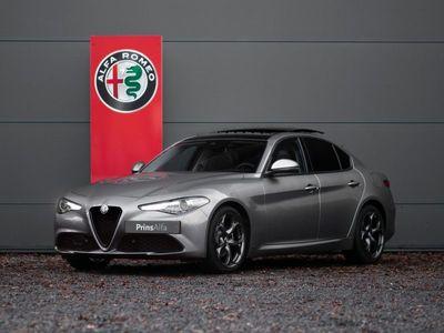tweedehands Alfa Romeo Giulia 2.2 Super | Camera | Stoelverwarming | Cruise & Climate control |