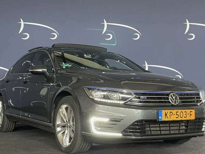 tweedehands VW Passat 1.4 GTE EXCL. BTW PANODAK VIRT.COCKPIT LEDER