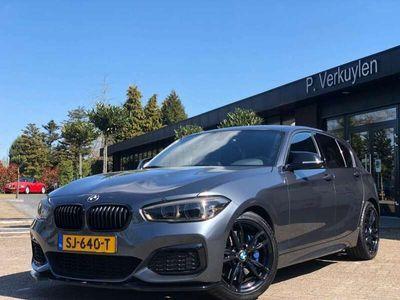 tweedehands BMW M140 1-SERIEAut Sportstoelen Leer Navi Xenon Led