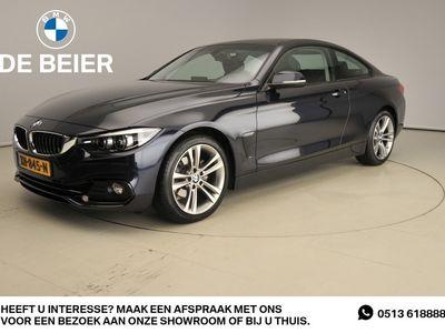 tweedehands BMW 420 420 I LED / Navigatie / Sportstoelen / PDC / GSM /
