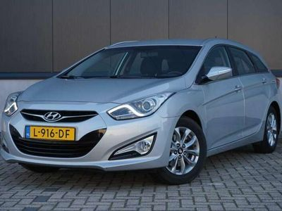 tweedehands Hyundai i40 Wagon 1.6 GDI Blue i-Drive, Airco, Lmv.